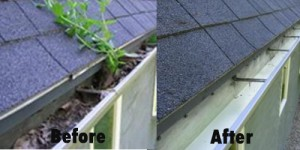 Gutter Cleaning Amp Whitening Brightview Cleaning Window