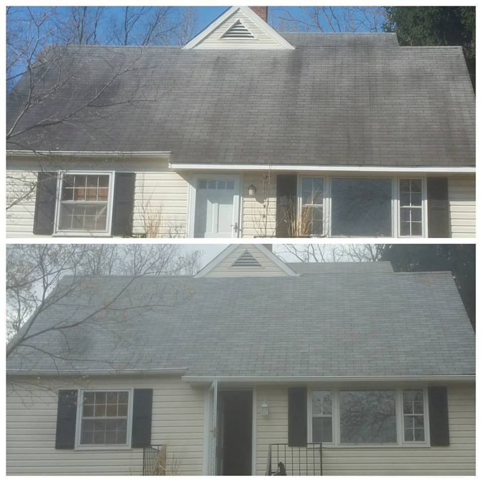 Roof Cleaning Silver Spring